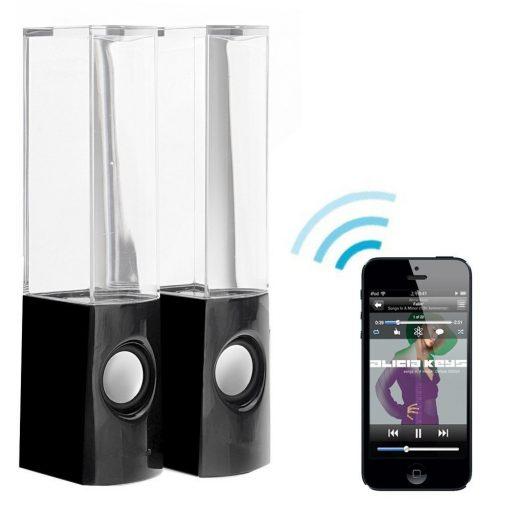 E-More Fountain Dancing Water Speakers