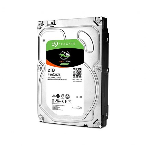Seagate Firecuda Review