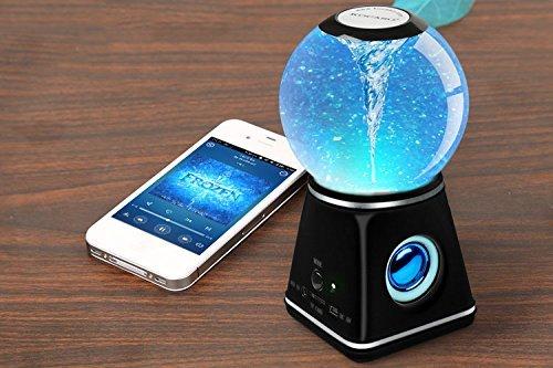 Kocasco Water Dancing Globe Speaker