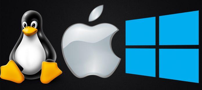 Linux vs Windows vs Mac