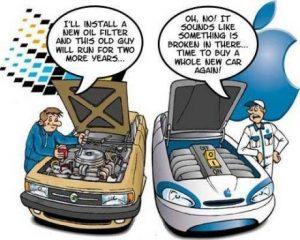 Mac vs windows car