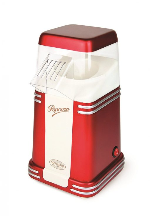 Nostalgia Electrics Retro Mini Hot Air Popcorn Maker
