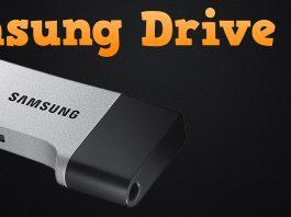 Samsung Drive Duo