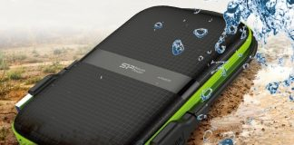 Silicon Power Rugged Armor A60 series portable external hard drive review featured