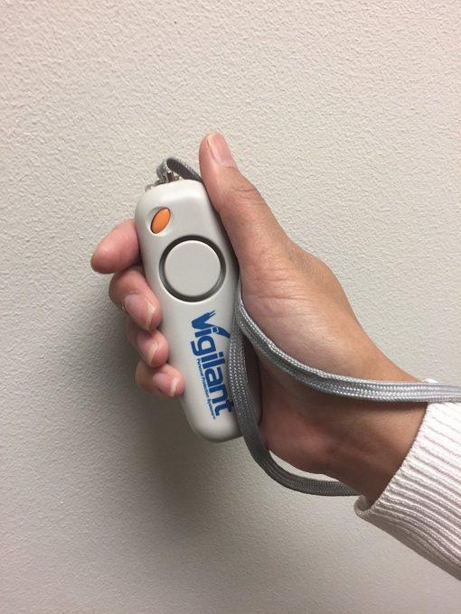 Vigilant 130dB Personal Alarm