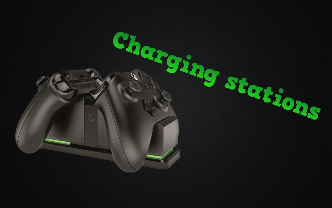 Top 11 Best Xbox One Controller Charging Stations [2018]