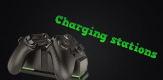 Xbox One Charging Stations
