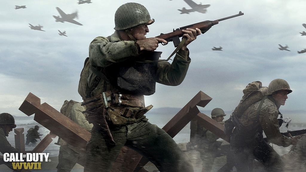 Call of Duty: WWII Multiplayer Beta Available Next Week
