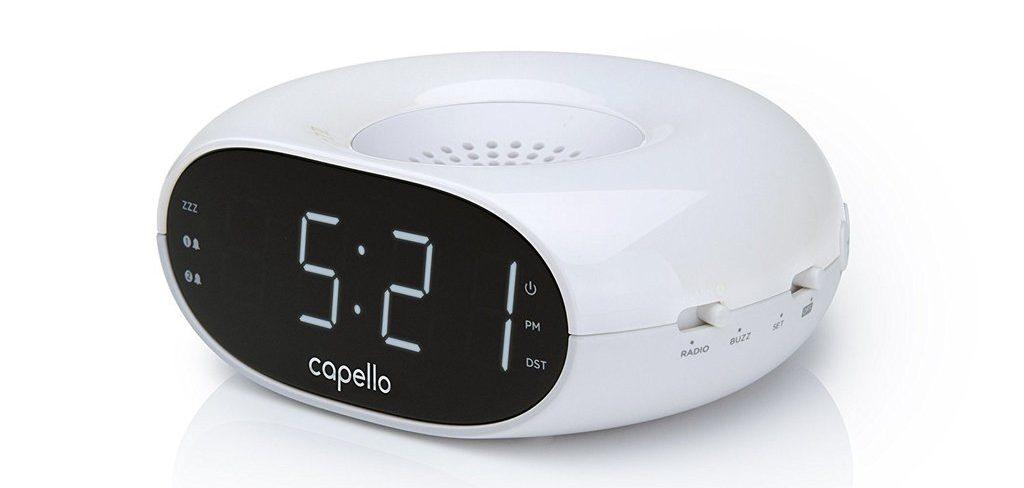 Capello Alarm Clock Radio