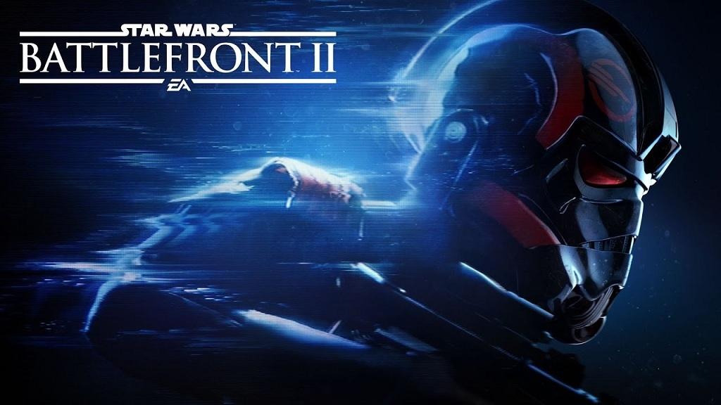 EA Releases Star Wars: Battlefront II at the Gamescom 2017