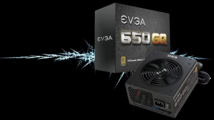 EVGA 650 GQ featured