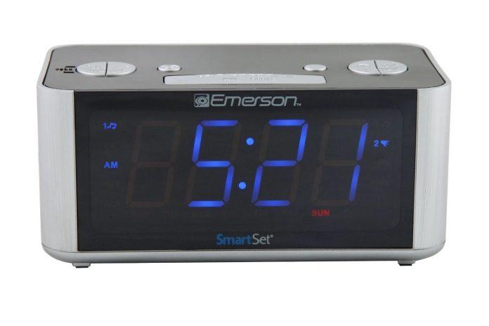 15emerson Cks1708 Smart Set Radio Alarm Clock Review
