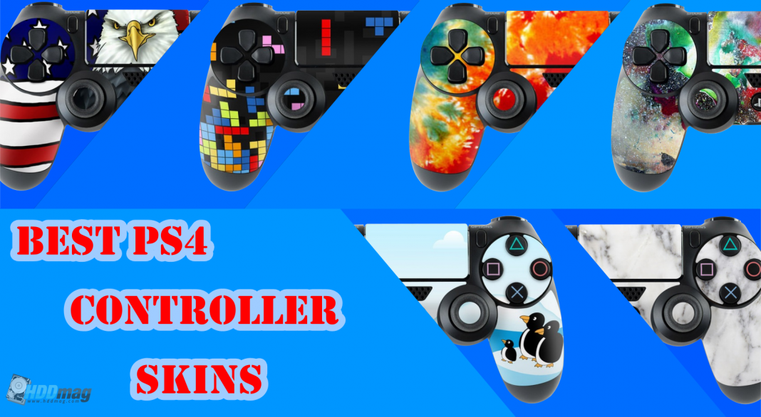 1a40657ff18 Top 30 Best PS4 Console and PS4 Controller Skins  2018