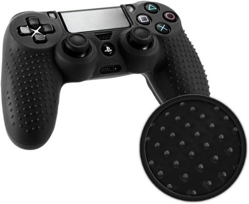 Foamy Lizard PS4 Studded Anti-Slip Silicone Cover