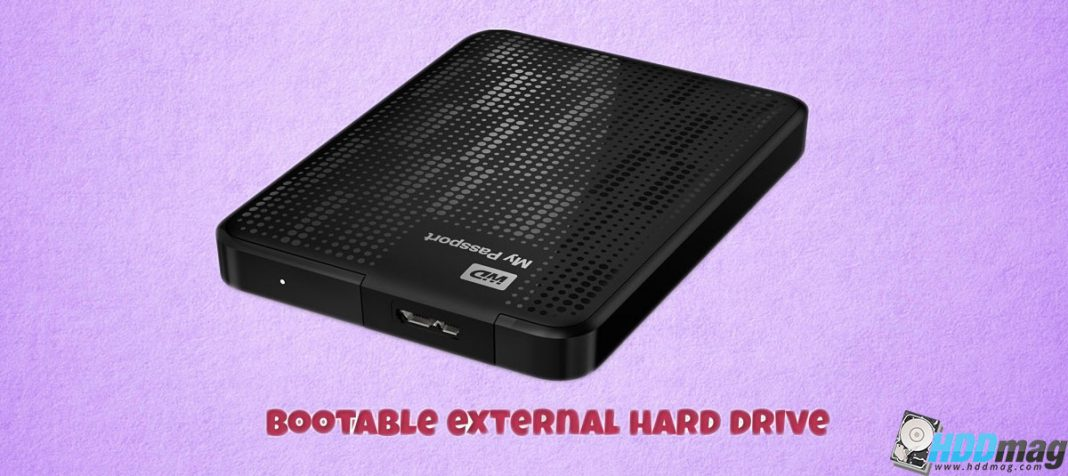 How to make external hard drive bootable Featured