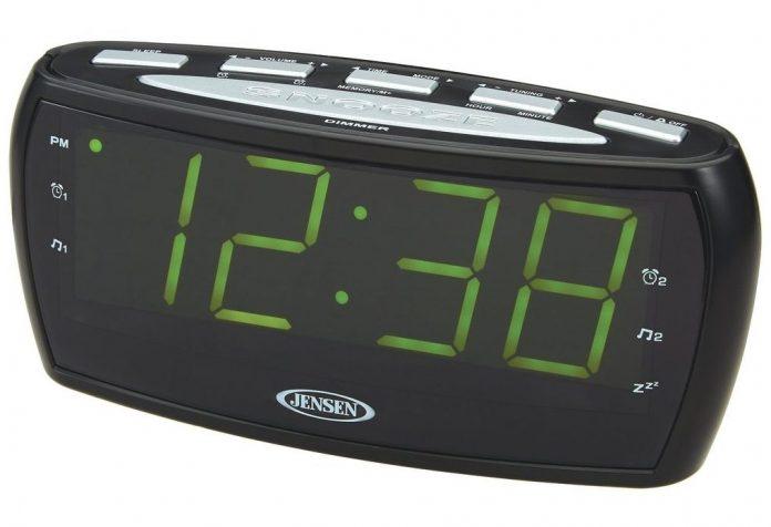 17 best alarm clock radios 2018 hddmag. Black Bedroom Furniture Sets. Home Design Ideas
