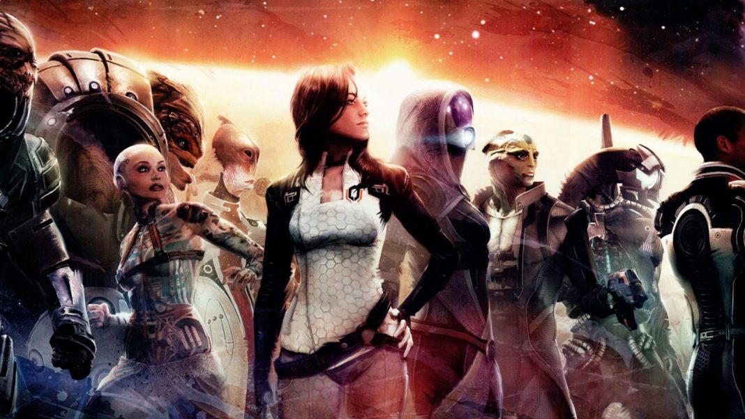 Video Game Review - Mass Effect 2 (PC, XBOX 360)