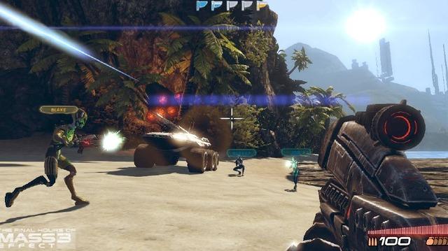 Mass Effect 2 gameplay 2