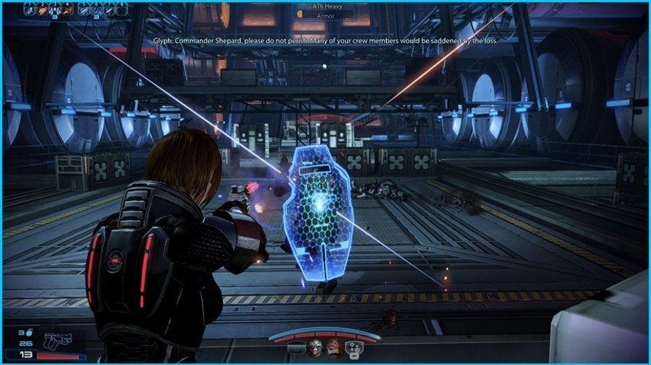 Mass Effect 2 gameplay1
