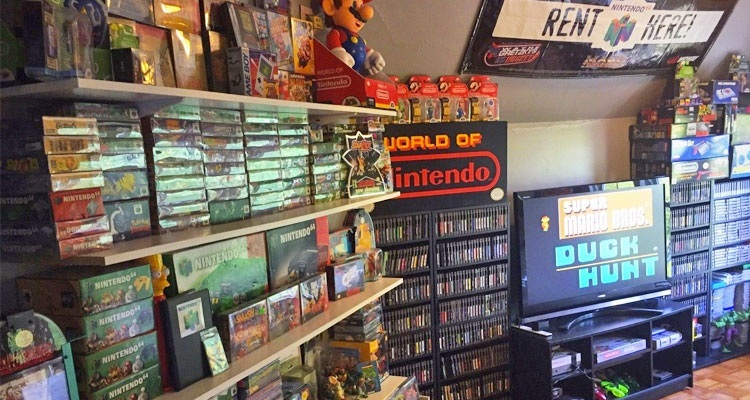 Milwaukee Man Sold Nintendo Video Game Collection for $20K