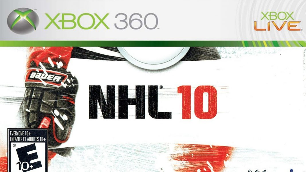 NHL 10 Review for Xbox 360