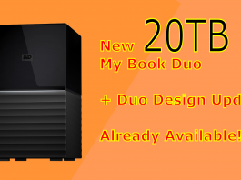 new western digital my book duo model 20tb buy raid storage with usb-c