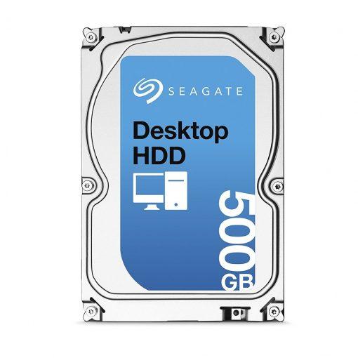 (Old Model) Seagate 500GB Desktop Internal Bare Drive