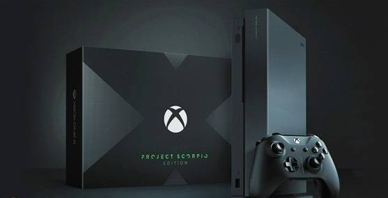 Project Scorpio Version to be Released at Xbox One X Launc
