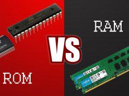 RAM vs ROM featured