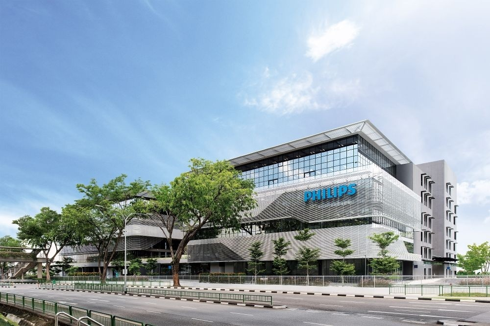 Royal Philips Appoints New CEO for Singapore Hub