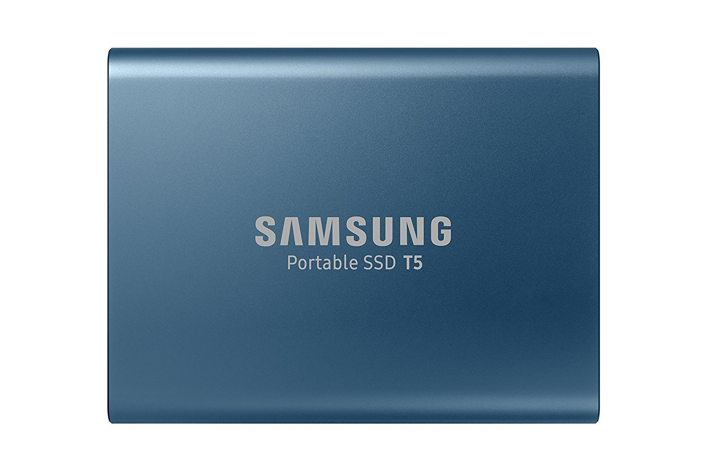 Samsunng T5 Blue