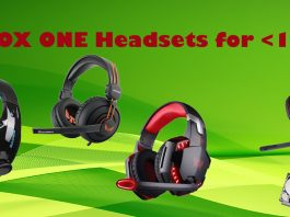 best cheap xbox one headset, best gaming, best wireless, xbox one controller, price range, best xbox one headsets, wireless gaming, wireless headset, wireless xbox, gaming sessions, best xbox