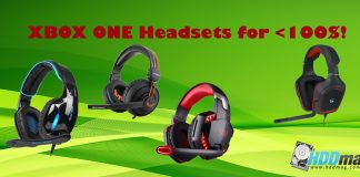 Top 7 Cheap Xbox One Gaming Headsets Under $100 Featured