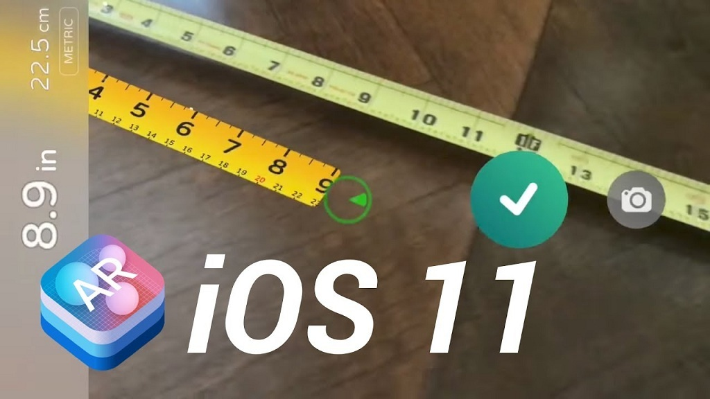 6 Best ARKit Apps You Should Try On Your Newly Updated iOS 11 Device