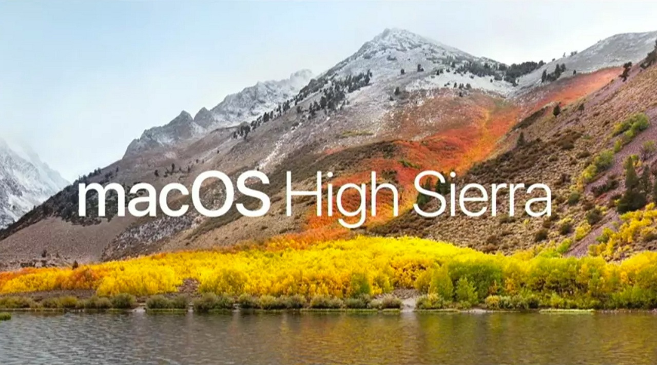 Apple's High Sierra Update for macOS is Already Available