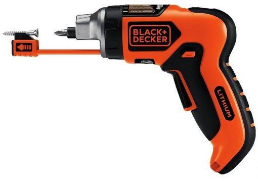 BLACK+DECKER LI4000 4-Volt Lithium-Ion Screwdriver