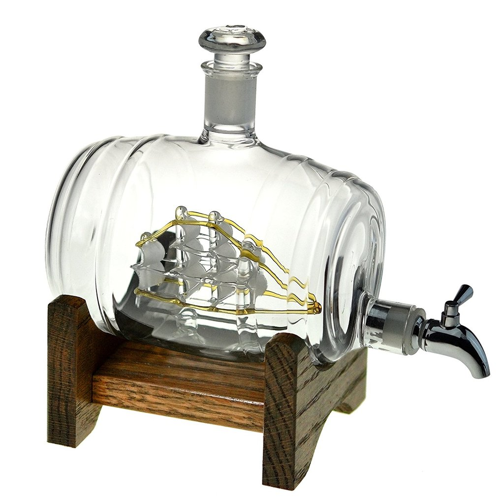 Top 8 Coolest Whiskey Decanters For Men 2018