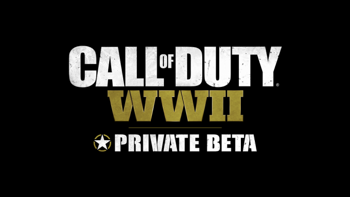 Call of Duty: WW2 Beta Countdown Ends, Open-Beta to Start