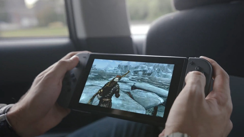 Console Revolution: Skyrim Takes on Nintendo Switch