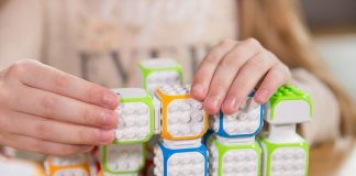 Cubroid Cubes Simplify Coding for People of All Ages