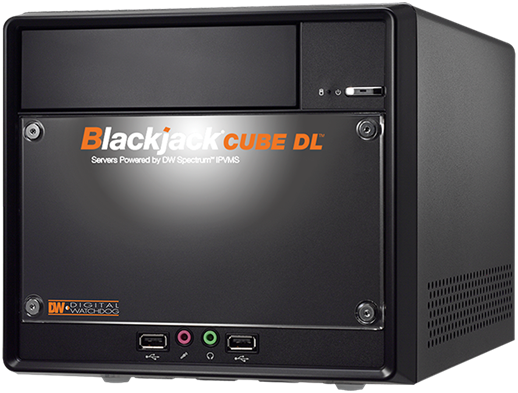 Digital Watchdog Reveals 20TB Blackjack Cube DL Models