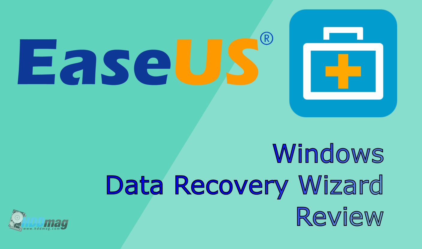 EaseUS Data Recovery Wizard for Windows Review [2018]