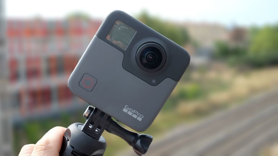 GoPro's Latest Fusion 360 Camera to Be Released on November 2017