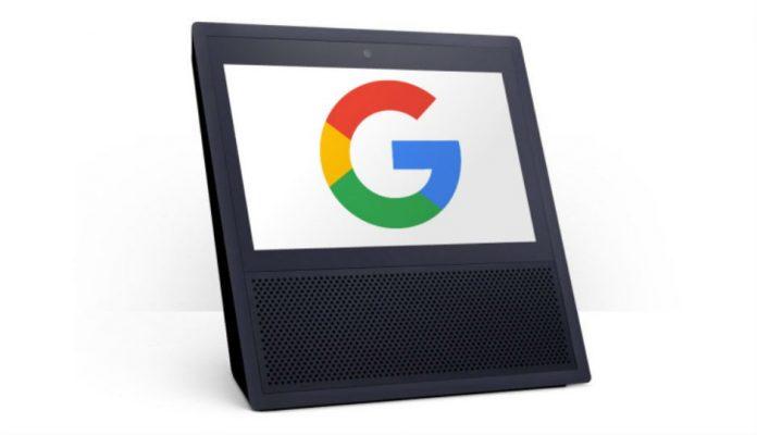 Google to Create a Smart Screen to Compete Amazon's Echo