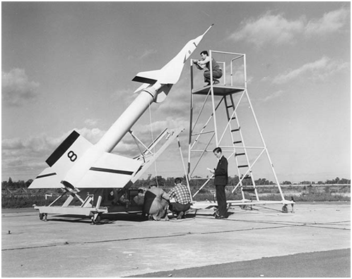 Kraken Discovers Avro Arrow Model After 60 Years