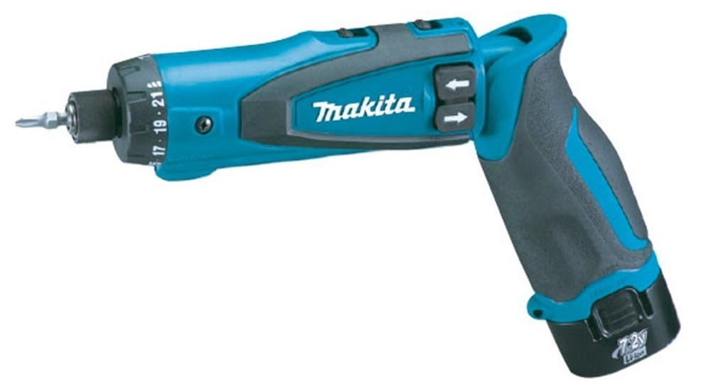 Makita DF010DSE 7.2-Volt Lithium-Ion Cordless Driver-Drill