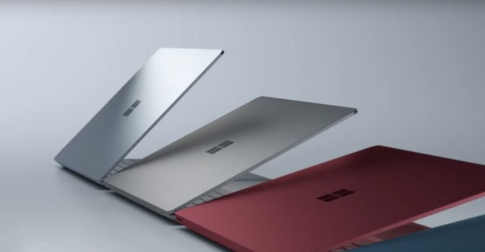 Microsoft Surface Laptop Colors Are Now Available Outside the US