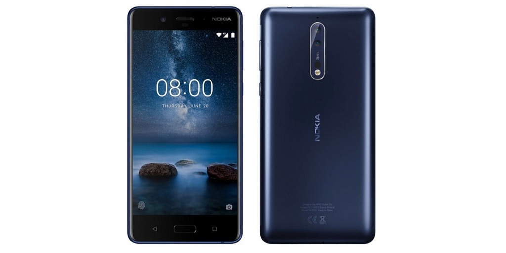 Nokia 8 Set to Compete with High-End Smartphones