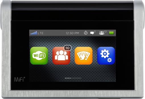 Novatel Wireless Introduces MiFi at MWC Americas