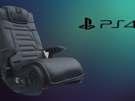 PS4 gaming chairs featured